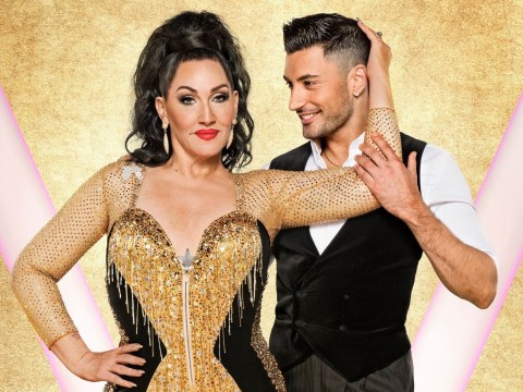 Michelle Visage hits back at claims she's unhappy with Strictly Come Dancing partner Giovanni