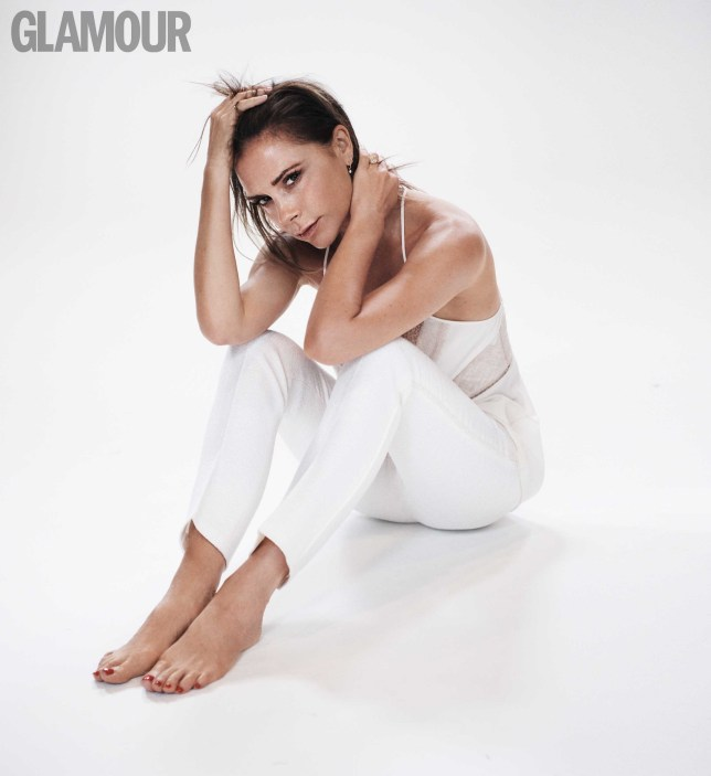 Victoria Beckham is the cover star for the Autumn/Winter 2019 print issue of GLAMOUR UK. ? The cover to be shown alongside the images and quotes. ? The photographer to be credited *Jan Welters*. ? CREDIT LINE TO RUN IN FULL: See the full feature in the Autumn/Winter 2019 issue of GLAMOUR UK, available on newsstands and via digital download on Thursday 19th September. ? Online article must include a link back to GLAMOUR UK: https://www.glamourmagazine.co.uk/ ? The images and quotes are for online, and strictly embargoed until 00:01AM Tuesday 17th September. ? Images are not to be cut, cropped or altered. Images supplied for online must include a watermark. ? The accompanying text will be wholly positive regarding the originating magazine (GLAMOUR UK) and the subject. ? Usage: One use only.