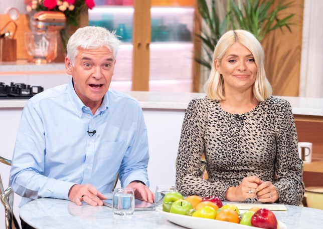 Holly Willoughby and Phillip Schofield 'set to earn an extra £150k each' amid ITV daytime shake-up