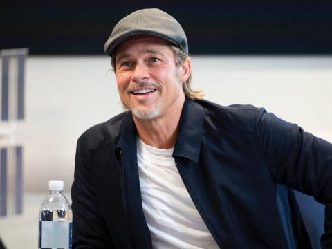 Brad Pitt opens up on 'struggle with booze' as he admits he hadn't cried in 20 years