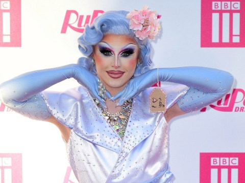 Drag Race UK's Blu Hydrangea says 'rest of UK is living in colour' while Northern Ireland is in black and white
