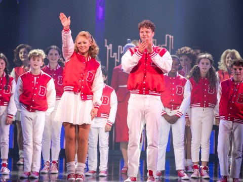 How to get tickets for Big The Musical and who is in the cast with Kimberley Walsh?