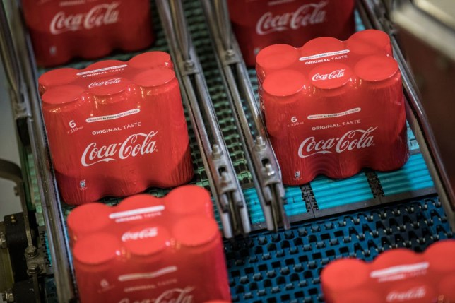 Coca-Cola ditch plastic shrink-wrap packaging on can multipacks