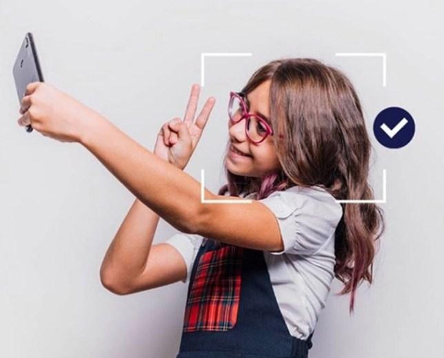 SelfieStop app instantly deletes naked selfies on children's phones