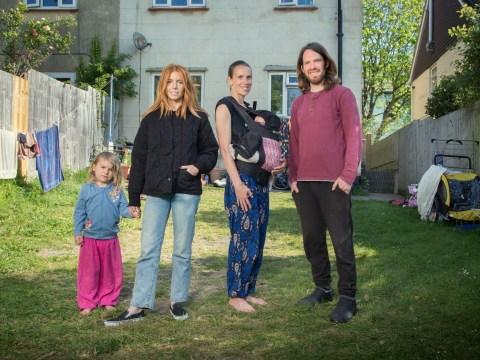 Stacey Dooley staying with family who let their kids urinate on the floor