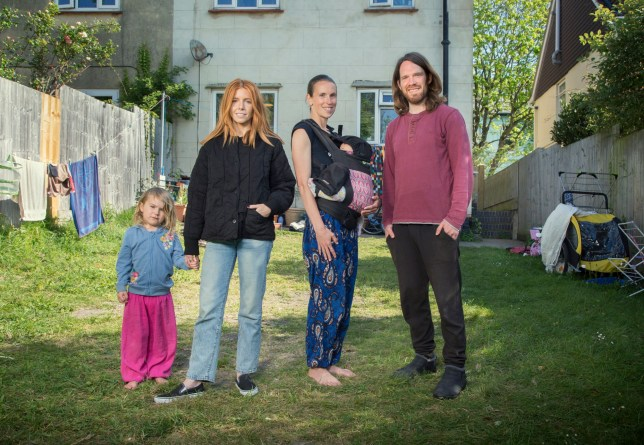 Stacey Dooley hits back at 'lazy' claims after couple blasts 'insensitive' documentary