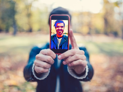 Dating app bans users from using filtered photos