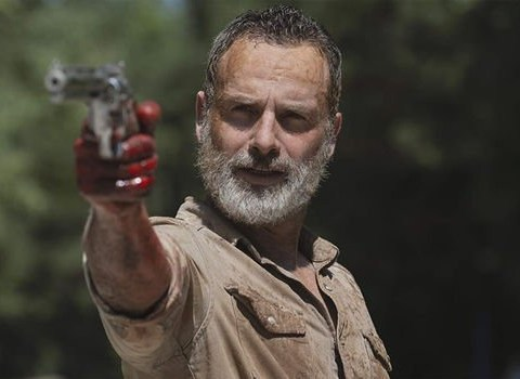 The Walking Dead creator reveals why Rick Grimes had to die but we're still not convinced