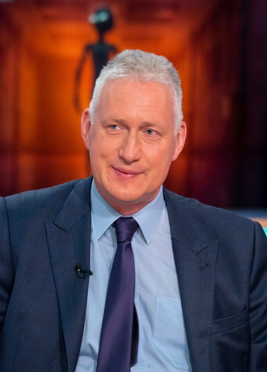 Editorial use only Mandatory Credit: Photo by Ken McKay/ITV/REX (10419018ax) Lembit Opik 'Good Morning Britain' TV show, London, UK - 20 Sep 2019 ALIENS ARE LIVING AMONG US! Nevada's Lincoln County is bracing itself for the potential arrival of thousands of people after more than a million signed up to storm Area 51 on September 20th in a bid to find definitive evidence of whether or not the US government is hiding aliens from the public. The organiser his since declared the event a hoax but that hasn't stopped hotel rooms in the booking out with shops drafting in extra security to cope with the crowds. So do we believe aliens exist and are they living among us? DESK: Lembit Opik and Dr Martin Archer.
