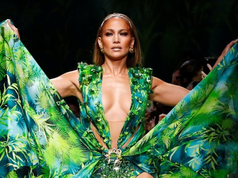 How old is Jennifer Lopez and what's she been in after she slayed the house down in THAT Versace dress?