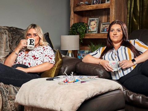 Gogglebox fans call for Ellie and Izzie Warner to be removed after problematic jokes and #MeToo game