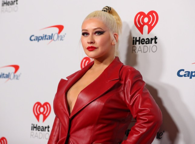 Christina Aguilera has always lived her life 'fearlessly'