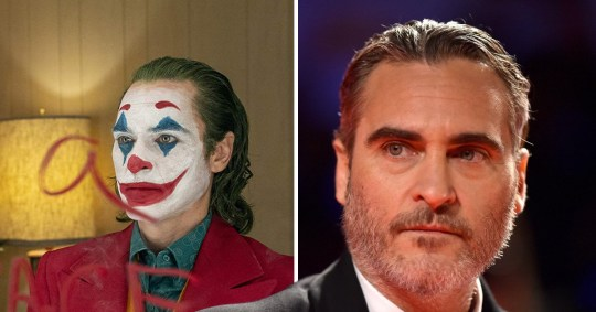 """Joaquin Phoenix attends the """"Joker"""" premiere during the 2019 Toronto International Film Festival at Roy Thomson Hall on September 09, 2019 in Toronto, Canada. Photo by Lionel Hahn/ABACAPRESS.COM"""