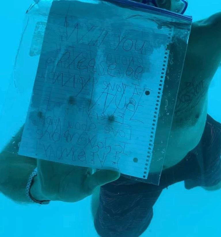 Underwater Proposal Ends In Tragedy After Boyfriend 'never