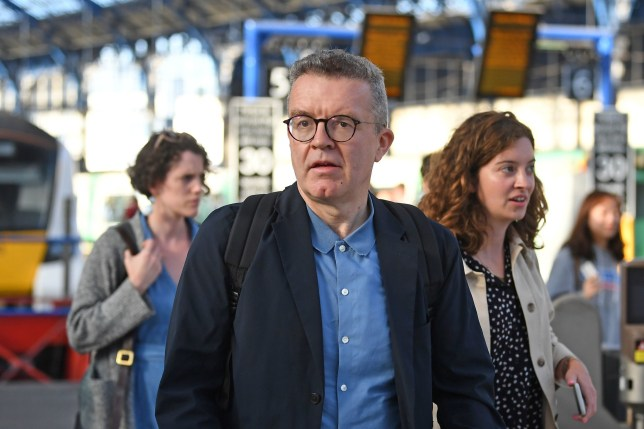 Labour party deputy leader Tom Watson arrives for the Labour Party Conference at the Brighton Centre in Brighton. PA Photo. Picture date: Saturday September 21, 2019. See PA story LABOUR Main. Photo credit should read: Victoria Jones/PA Wire
