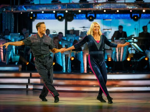 Who is Strictly's Anneka Rice married to and does Kevin Clifton's dance partner have children?