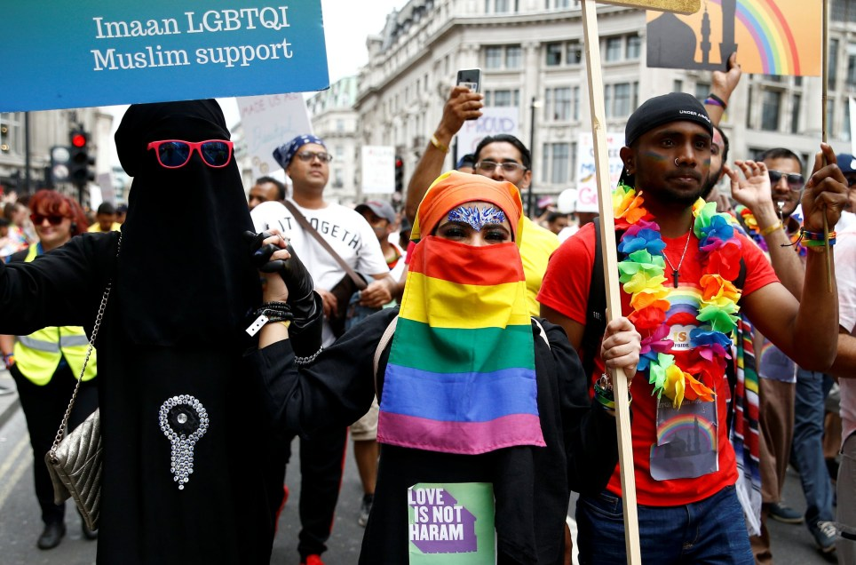 British Muslims launch first ever pride festival