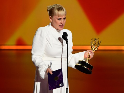 Patricia Arquette calls for protection for trans community in heartfelt Emmys speech