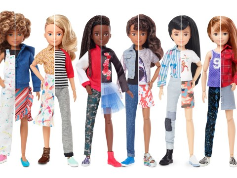Gender neutral dolls are essential toys for all children