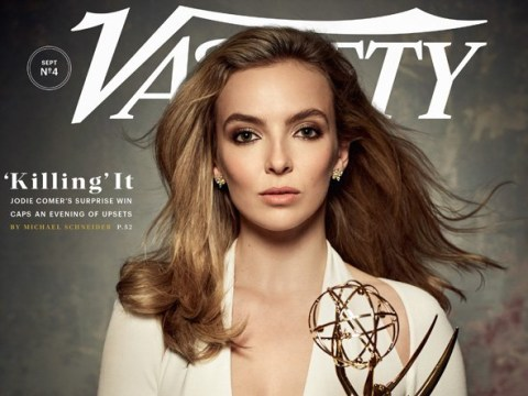 Killing Eve's Jodie Comer celebrated Emmy success with pizza and an early night, and we love her for it