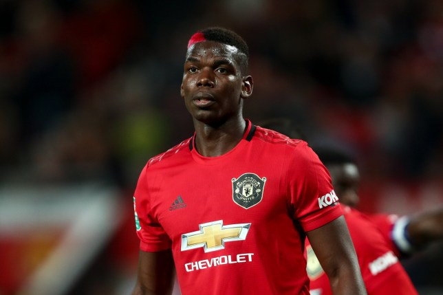 Paul Pogba is closing in on his return for Manchester United