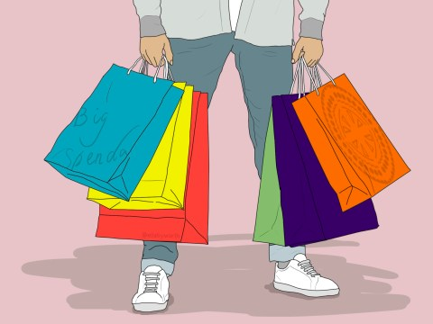 Shopping addiction is a real disorder and 'should not be trivialised'
