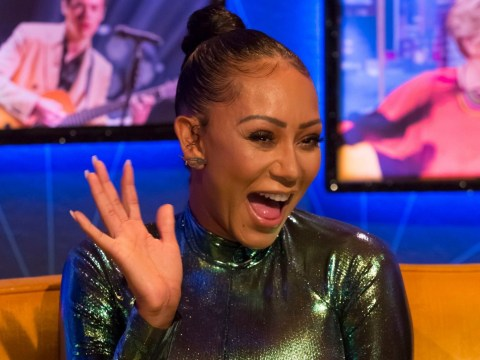 Mel B prefers lesbian porn because it's 'kinder and sensual'
