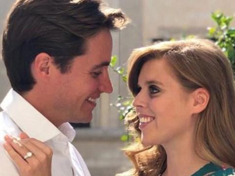Who is Princess Beatrice's boyfriend Edoardo Mapelli Mozzi as the pair announce their engagement?