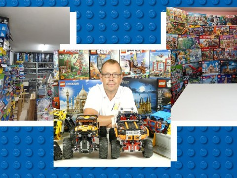 I'm Your Biggest Fan: Lego YouTuber spends €800 on Star Wars set