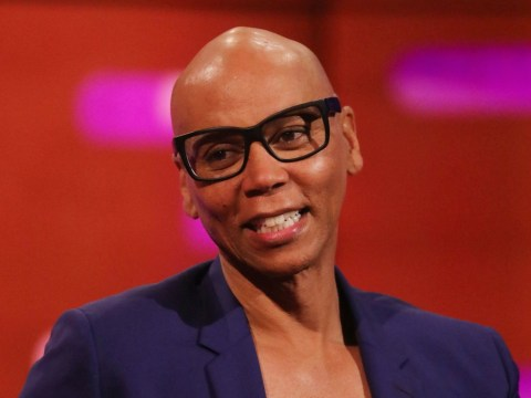 RuPaul gives Helen Mirren and Jack Whitehall the best drag names on The Graham Norton Show