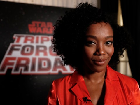 Star Wars 9 cast read Rise Of Skywalker script 'only twice' as Naomi Ackie reveals secrecy around production