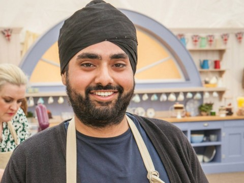 Great British Bake Off's Rav Bansal accused of 'perverse lifestyle' in homophobic letter