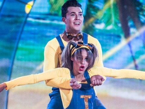 Love Island's Curtis Pritchard officially quits Dancing With The Stars after three years