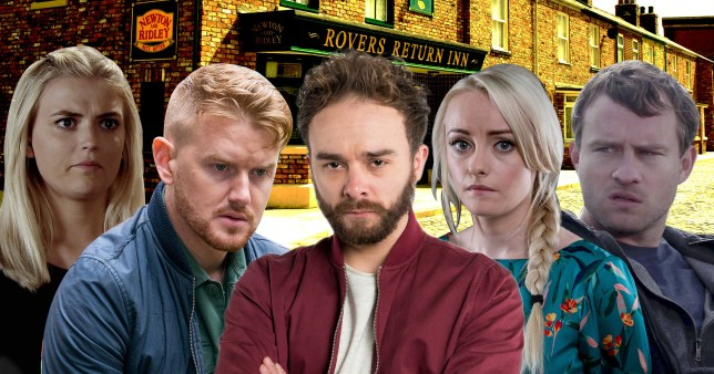 7 huge Corrie storylines still to come Picture: Rex - ITV