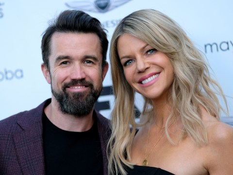 It's Always Sunny's Rob McElhenney shares hilarious tribute to wife Kaitlin Olson as they celebrate anniversary