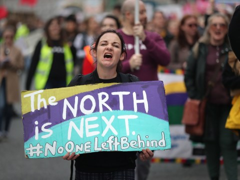 Gay marriage and abortion will be legal in Northern Ireland from midnight