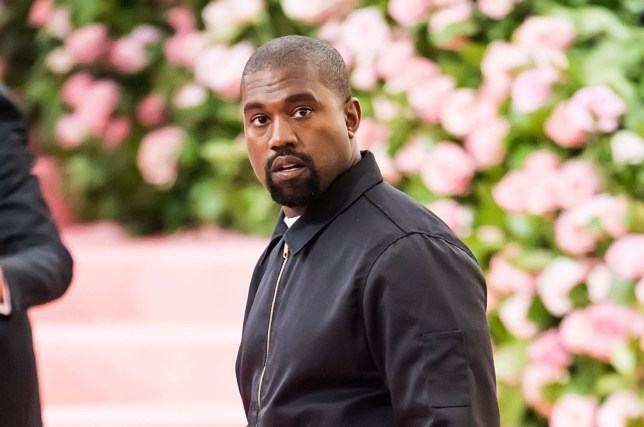 NEW YORK, NY - MAY 06: Kanye West is seen arriving to the 2019 Met Gala Celebrating Camp: Notes on Fashion at The Metropolitan Museum of Art on May 6, 2019 in New York City. (Photo by Gilbert Carrasquillo/GC Images)