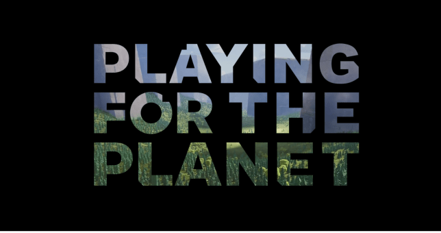 Praying For The Planet