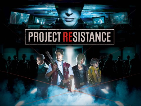 New Resident Evil game Project Resistance is a new 4v1 survival horror