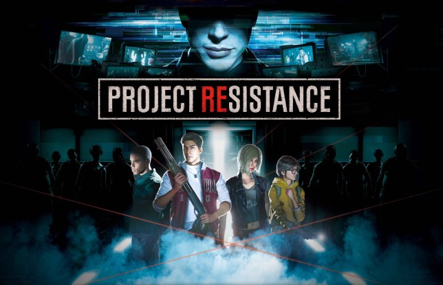 Project Resistance key art
