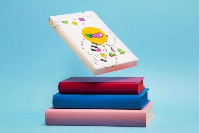 Rare birds books arrive at your door wrapped and with a nicely designed card
