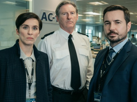 Line Of Duty creator Jed Mercurio will 'end series when he wants to' according to Martin Compston