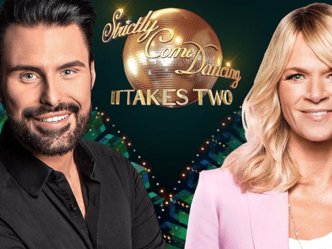 Rylan Clark-Neal relentlessly trolls himself on Twitter to hit back at Strictly critics