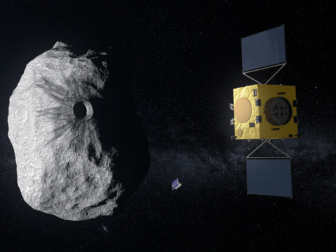 Nasa and ESA are working together to save Earth from doomsday asteroids