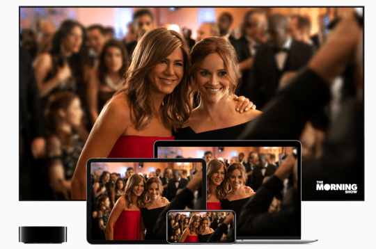 Apple wants you to dump Netflix and join its TV+
