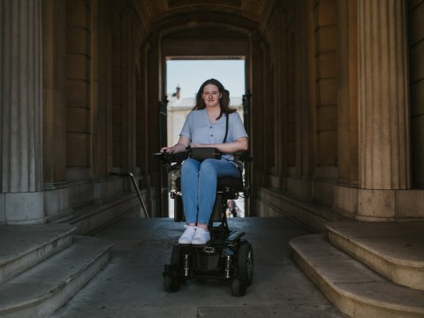 For disabled people like me public transport is terrifying