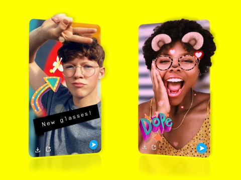 Snapchat launches a new feature so you can take 3D selfies