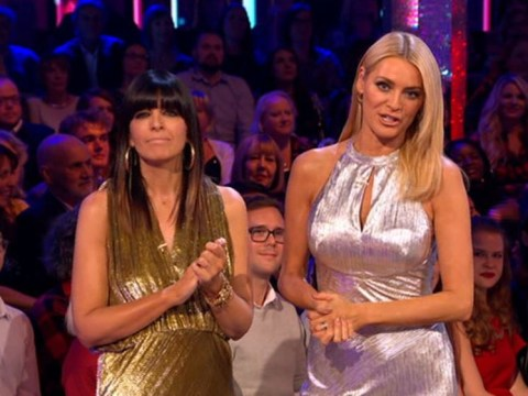 Strictly Come Dancing's Tess Daly forced to apologise as signal issues plague show