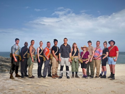 What time is Treasure Island With Bear Grylls on Channel 4 and how is it different from The Island?