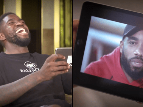Samuel Umtiti discusses Arsenal rumours and bursts out laughing at Alexandre Lacazette's transfer plea